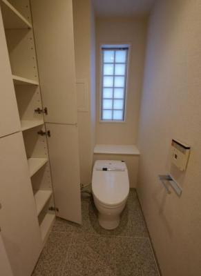 【トイレ】グランスイート神宮前
