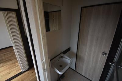 【独立洗面台】探していたのは この眺望 この陽当りのあるお部屋です ダイヤエステーツ代々木