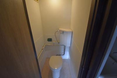 【トイレ】探していたのは この眺望 この陽当りのあるお部屋です ダイヤエステーツ代々木