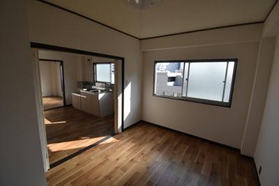 探していたのは この眺望 この陽当りのあるお部屋です ダイヤエステーツ代々木
