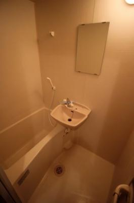 【浴室】プレサンス梅田西