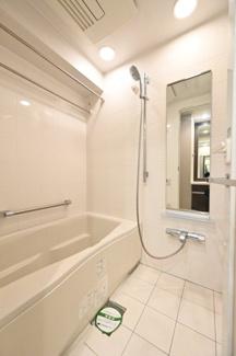 【浴室】クオリア神南フラッツ