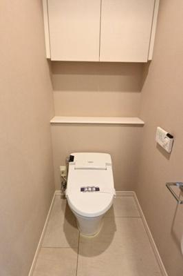 【トイレ】クオリア神南フラッツ