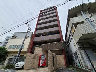 【外観】アドバンス大阪ドーム前