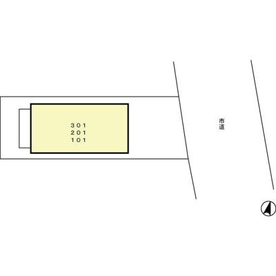 【区画図】WATOLE 院内
