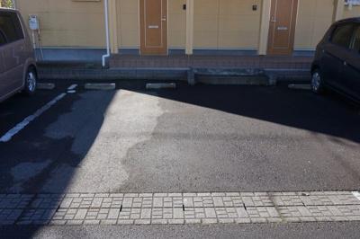 【駐車場】さくらコーホ゜