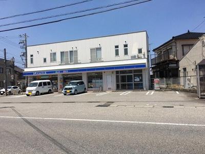 ローソン富山金泉寺店まで750m