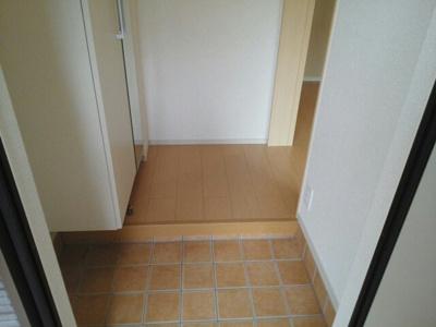 【玄関】エクラデ ジュールⅠ
