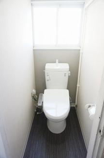 【トイレ】神居8-7戸建