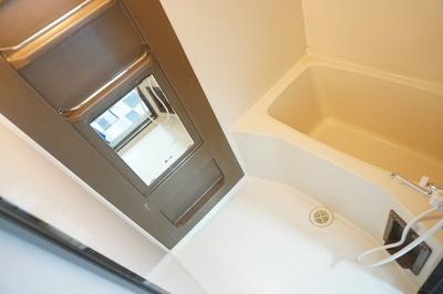 【浴室】神居8-7戸建