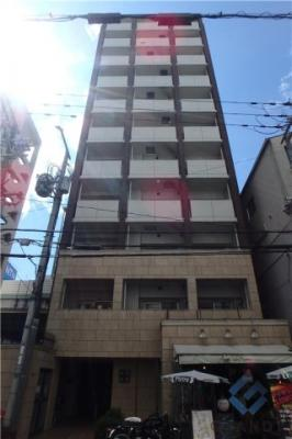 【外観】エス・キュート平野町