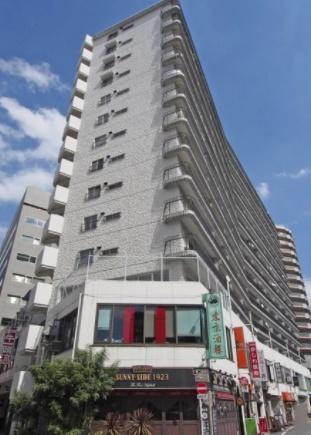 【外観】秀和五反田駅前レジデンス
