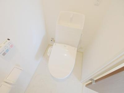 【トイレ】リーブル祇園