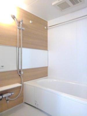 【浴室】プレジールメゾン