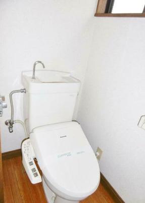 【トイレ】コーポ南條