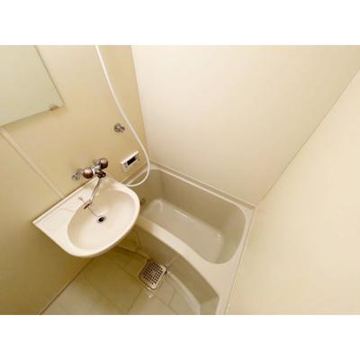 【浴室】ヘリテイジ城西A 旧坂本ハイツA