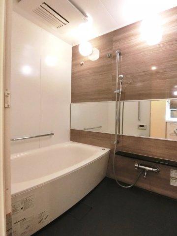 【浴室】パークホームズ吉祥寺グランテラス ガーデンビューレジデンス