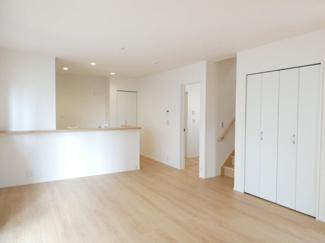 碧南市権現町21-1期新築分譲住宅2号棟写真です。2021年9月撮影