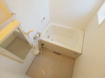 【浴室】ラ・リビエール