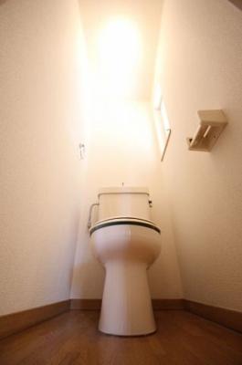 【トイレ】エステートピア松英2