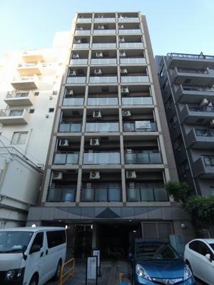JR大森駅徒歩5分の分譲賃貸マンションです。