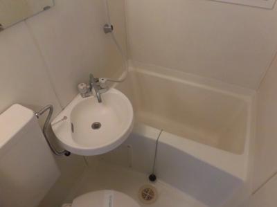 【浴室】フレスコ江盛