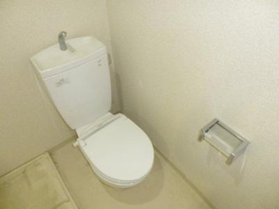 【トイレ】ファーストプレイス東向島
