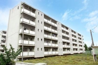 【外観】ビレッジハウス行田6号棟