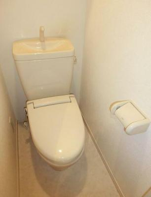 【トイレ】リーヴェルポート横浜山手II