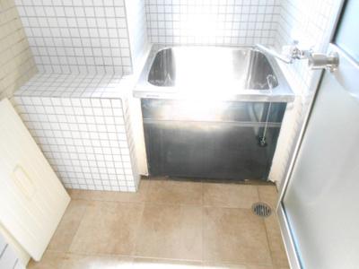 【浴室】エルディ東住吉