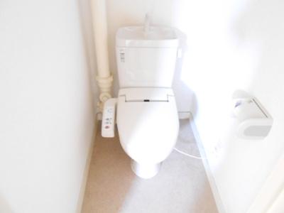 【トイレ】エルディ東住吉