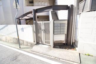 【エントランス】シティライフ桜ヶ丘