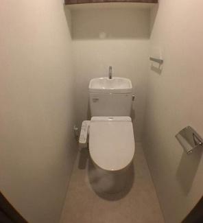 【トイレ】ラフィスタ下丸子