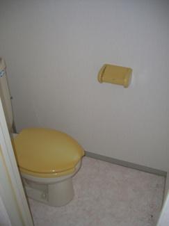 【トイレ】スクエアB棟