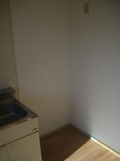 室内冷蔵庫置き場