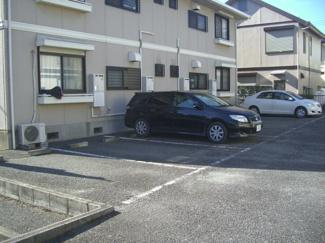 【駐車場】スクエアB棟