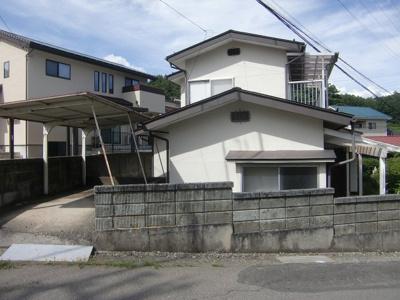 【外観】岡谷市川岸上2丁目 中古住宅⑭