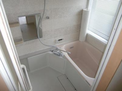 【浴室】岡谷市川岸上2丁目 中古住宅⑭