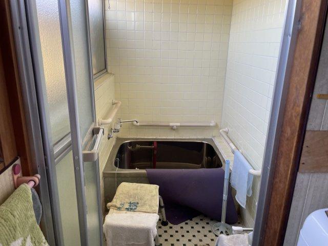 【浴室】貸家 山寺