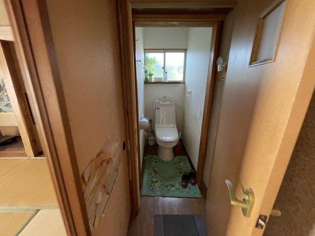 【トイレ】貸家 山寺