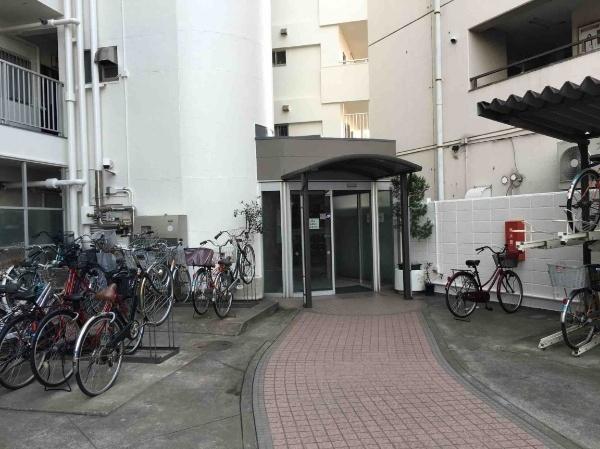 【エントランス】井草サマリヤマンション