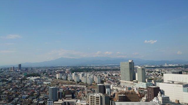 【展望】パークスクエア相模大野タワー&レジデンス