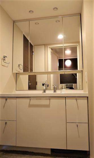 【独立洗面台】パークスクエア相模大野タワー&レジデンス