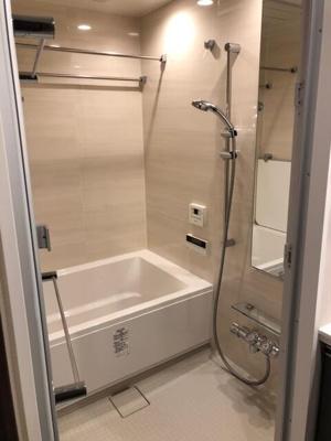 【浴室】ザ・パークハウスアーバンス渋谷