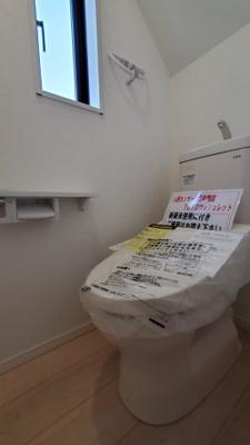 【トイレ】新築建売 北上市村崎野第12 3号棟