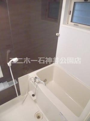 【浴室】ドルフ中野
