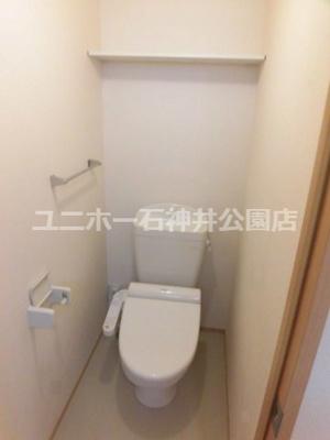 【トイレ】ドルフ中野