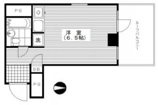 パレドール千駄ヶ谷 401号室