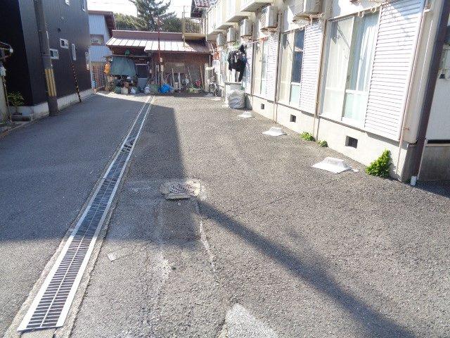 【駐車場】コスモハイツ