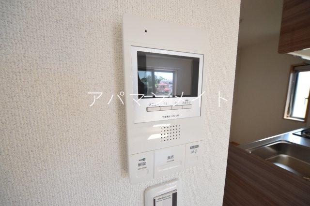 安心のTVモニタ付インターホン!
